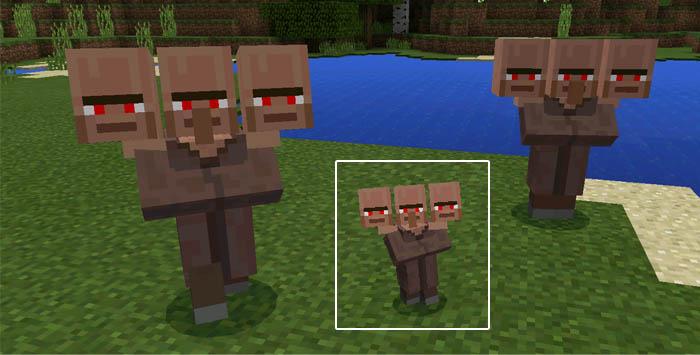 Villager Boss Add-on | Minecraft PE Mods & Addons