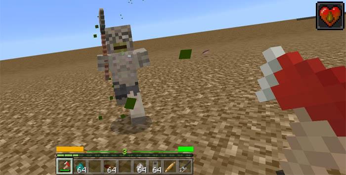FalloutCrafter Addon | Minecraft PE Mods & Addons