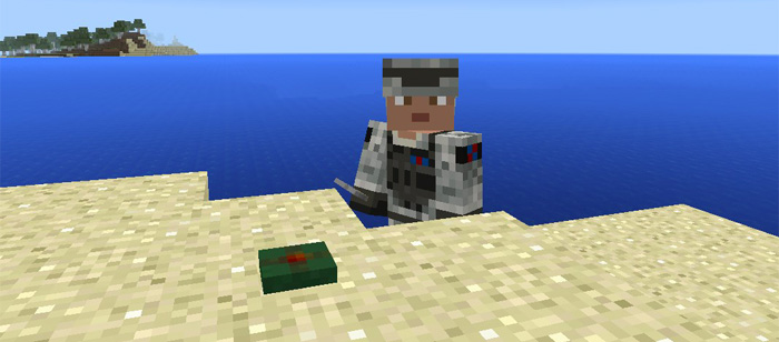 Landmines! | Minecraft PE Mods & Addons