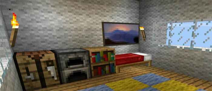 smallest house mod 2 - Smallest House In The World Minecraft