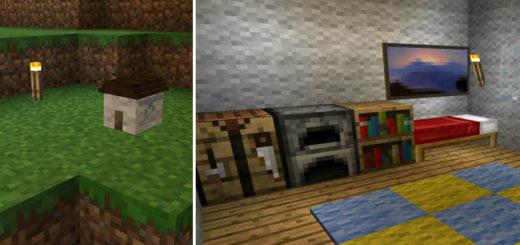 smallest house mod