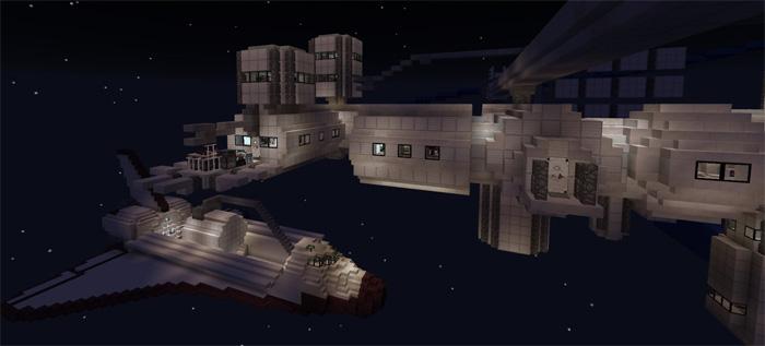 Spaceflight beta creation minecraft pe maps downloads gumiabroncs Images