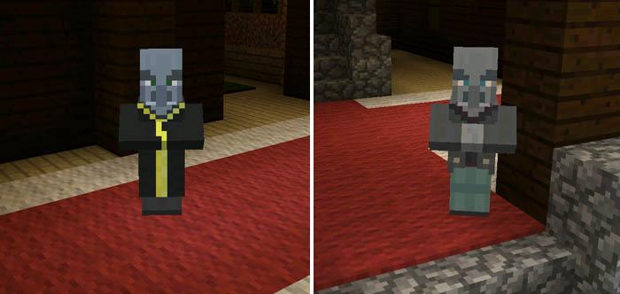 Woodland Mansion PE Creation | Minecraft PE Maps