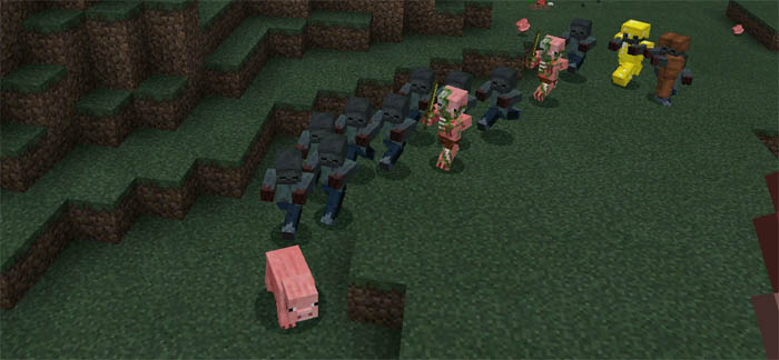 Zombie Apocalypse Add-on | Minecraft PE Mods & Addons