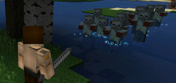 Zombie Apocalypse Add-on | Minecraft PE Mods & Addons
