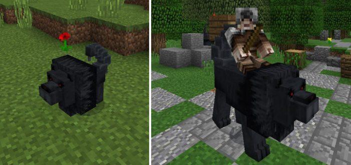 Amazing Mobs Addon Minecraft PE Mods Addons - Skin para minecraft pe de unicornio
