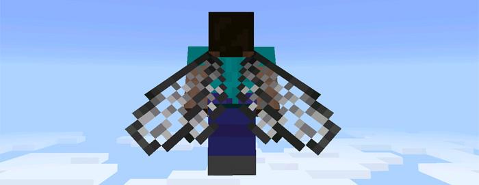 15 Custom Elytra Wings | Minecraft PE Texture Packs