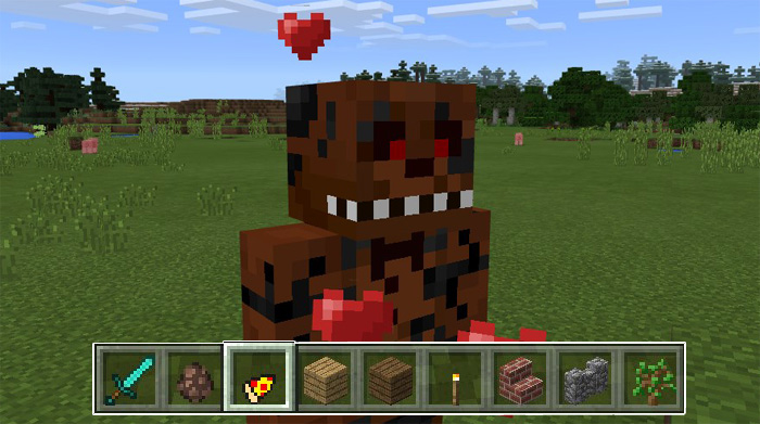 pizza texture pack