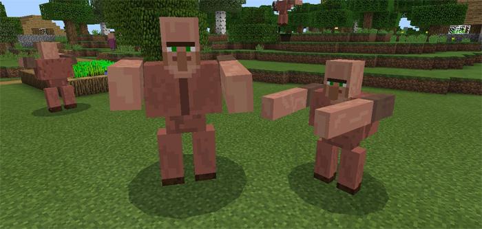 Medieval Mobs Addon   Minecraft PE Mods & Addons