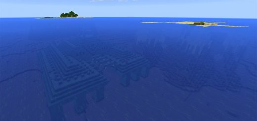 -513070979: Survival Island & Ocean Monument