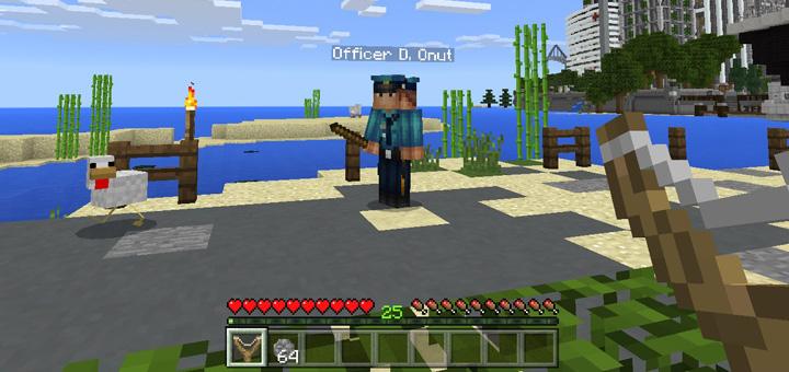 Doctor Who Mobs Pack Addon   Minecraft PE Mod   Minecraft Hub