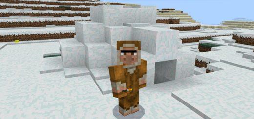 1410403532: Igloo & Snow Village
