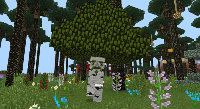 Twilight Forest Addon (Map) | Minecraft PE Mods & Addons