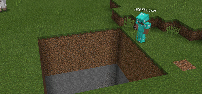 Vertex Client PE (ModPE for Android) | Minecraft PE Mods & Addons