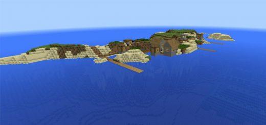 village-island-ocean-monument