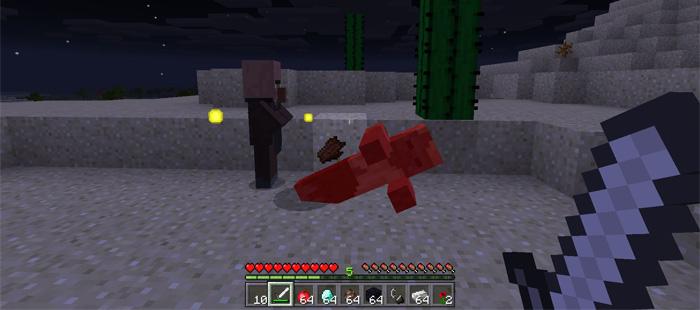 Villager Companion Addon | Minecraft PE Mods & Addons
