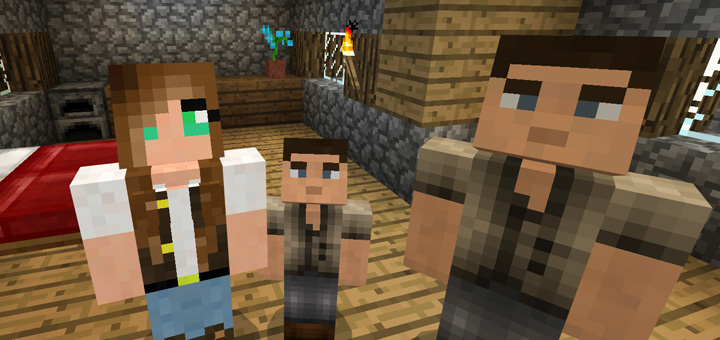 Villagers Come Alive Addon Minecraft Pe Mods Addons
