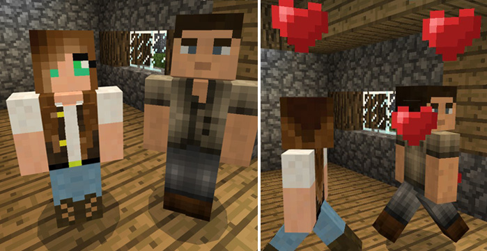 Villagers Come Alive Addon | Minecraft PE Mods & Addons