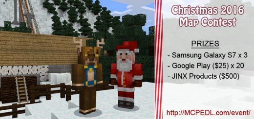 Christmas Map Contest – Winners Announced (Ended!)