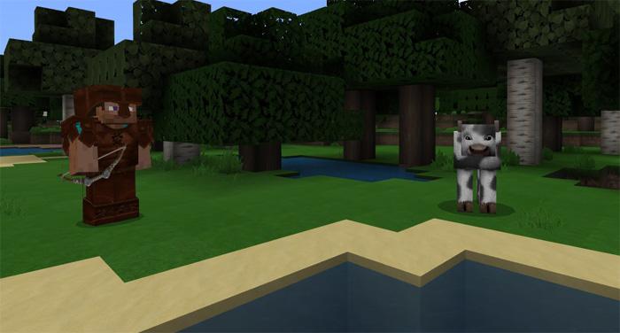 Скачать Chroma Hills для Minecraft