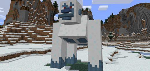 Giant Yeti Addon