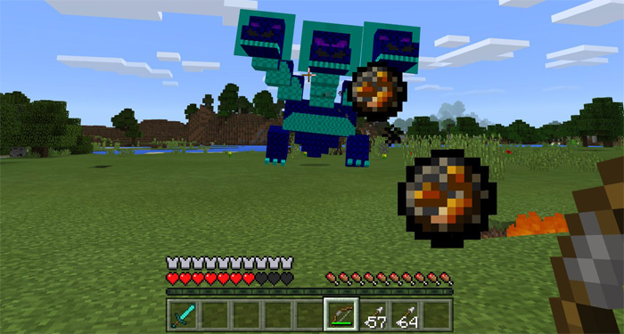 pictures of the hydra in minecraft