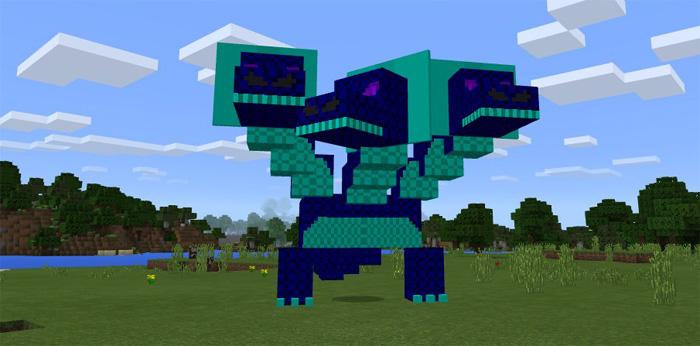 Hydra Addon Minecraft Pe Mods Addons