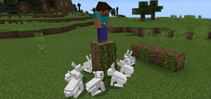 minecraft pe how to ride a pig 0.9.5
