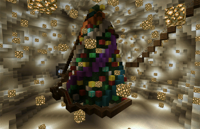 Christmas Calendar Parkour : Minecraft advent calendar minigame only