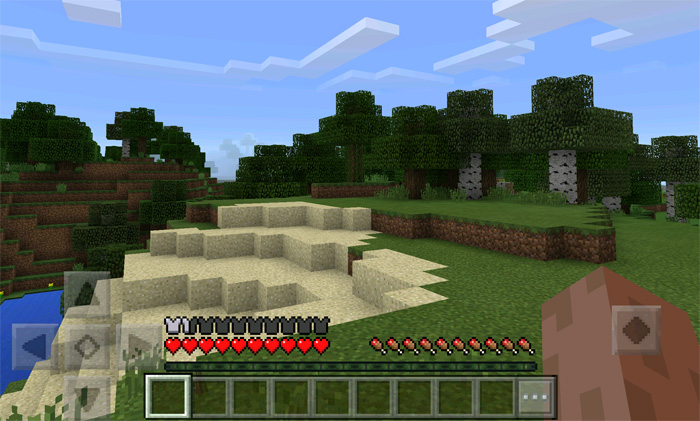Pc Hotbar Resource Pack Minecraft Pe Texture Packs