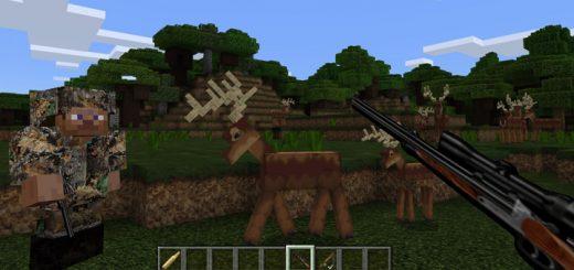 Big Game Hunter (Addon!) [Survival]