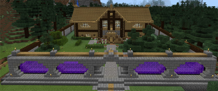 ideas for minecraft survival world