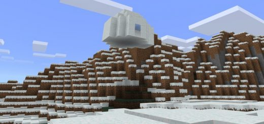 2078483587: Floating Igloo & Snow Village