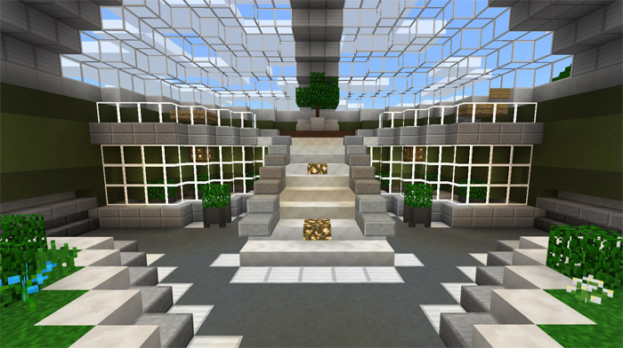 Jungle Lab Creation Minecraft Pe Maps