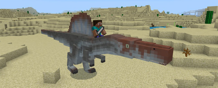 Jurassic Craft Add-on | Minecraft PE Mods & Addons