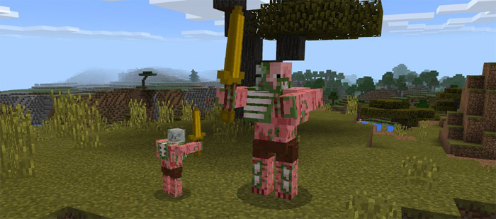 Mutant Creatures Add-on | Minecraft PE Mods & Addons - Page 333
