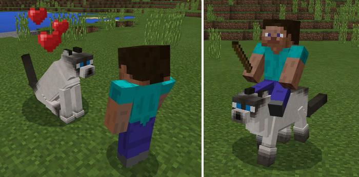 Minecraft Pe Mods Mutant Creatures Mod Epic