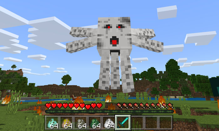 Mutant Creatures Add-on | Minecraft PE Mods & Addons