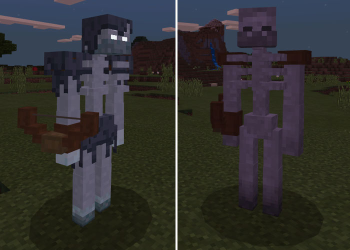 Mutant Creatures Add-on | Minecraft PE Mods & Addons