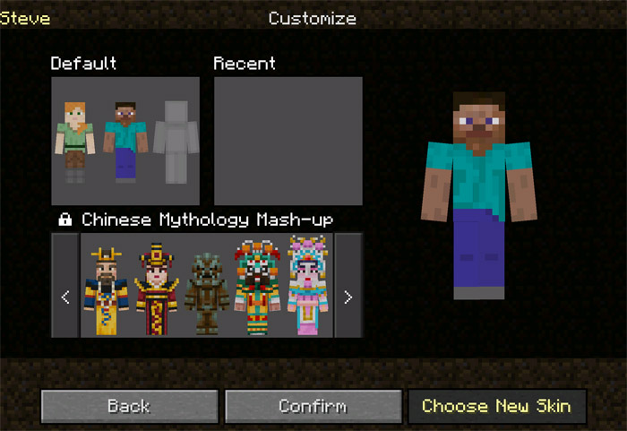 PC GUI Pack | Minecraft PE Texture Packs