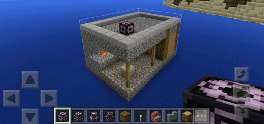 Structure Block Mod (Android)