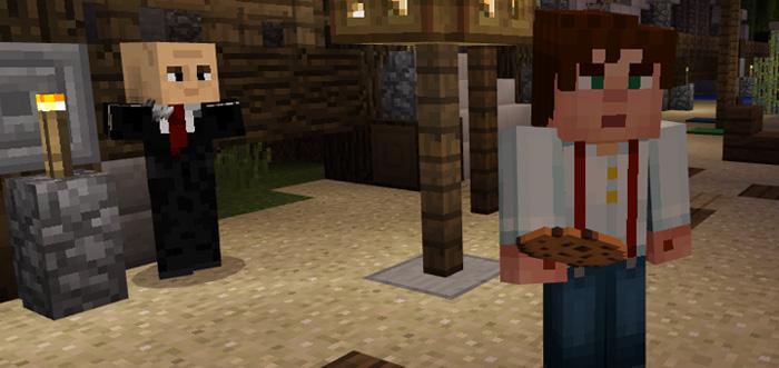 The Hit Addon Minecraft PE Mods Addons - Skin para minecraft pe hitman
