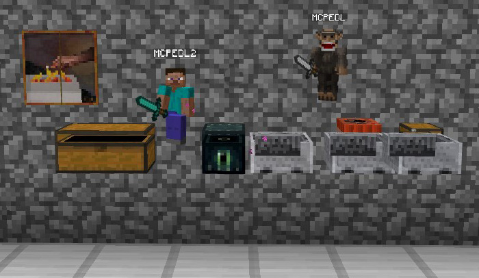 X-Ray Vision Resource Pack | Minecraft PE Texture Packs
