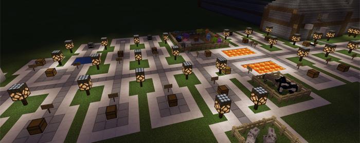 Achievement World (Challenge) [Creation]   Minecraft PE Maps