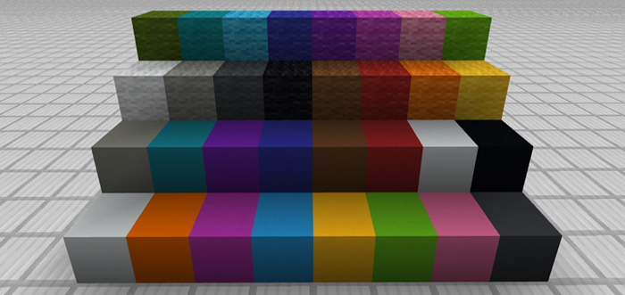 New 112 color palette pack minecraft pe texture packs comparing differences sciox Image collections