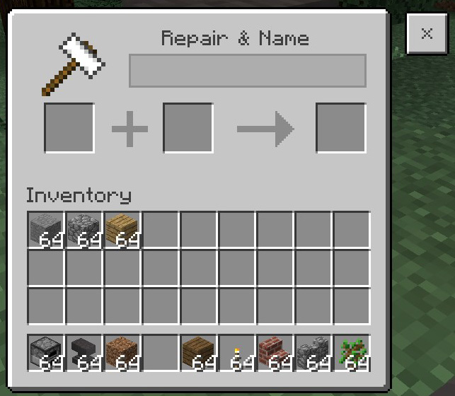 Modified Vanilla Console UI Pack Minecraft PE Texture Packs - Minecraft ps3 namen andern
