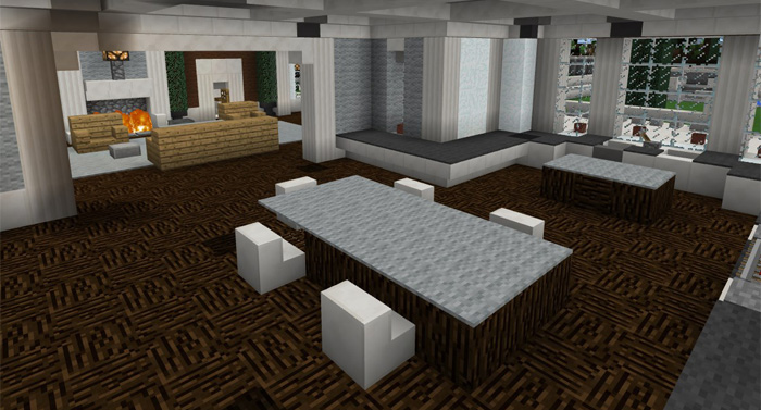 alpine mansion minecraft download