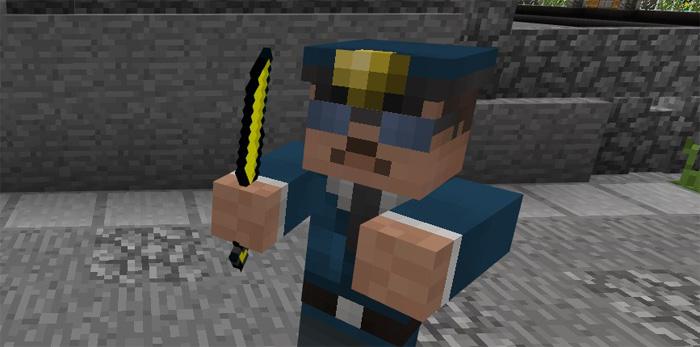 GTA Street Wars Addon | Minecraft PE Mods & Addons