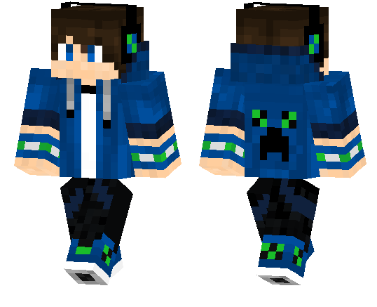 YouTuber Skins MCPE DL - Skins fur minecraft pvp