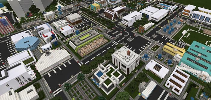 UKS City: Avengers: Endgame Update [Creation] | Minecraft PE